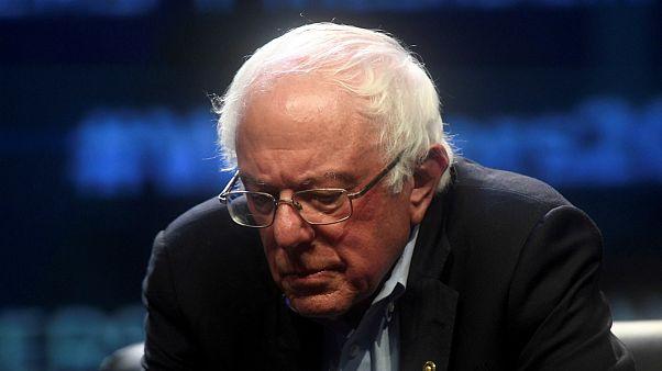 برنی سندرز، از نامزدهای حزب دموکرات آمریکا در بیمارستان بستری شد