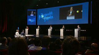 EC presidency candidates cross swords during Maastricht Debate 2019