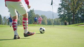 Σάλτσμπουργκ: Ας παίξουμε...ποδογκολφ!