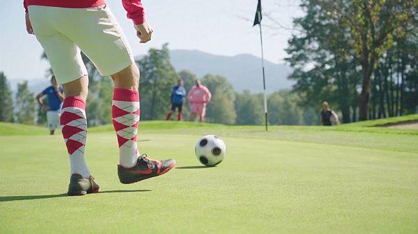 ورزش فوتگلف؛ ترکیب فوتبال و گلف در مسابقات قهرمانی اتریش