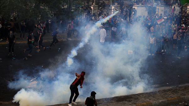 Ιράκ: Πολύνεκρες ταραχές και απαγόρευση κυκλοφορίας