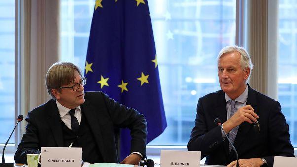 Johnsons Brexit-Vorschläge stoßen auf geteiltes Echo
