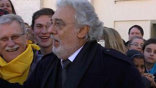 Placido Domingo quitte la direction de l'opéra de Los Angeles