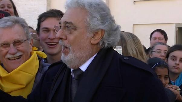 Placido Domingo quitte la direction de l'opéra de Los Angeles
