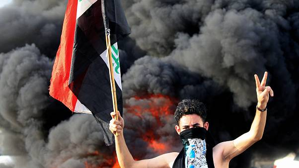 Protests in Iraq have spread nationwide