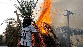کشتههای ناآرامی های عراق به ۱۹ نفر رسید؛ از بسته شدن مرزهای ایران تا منع رفت و آمد در بغداد