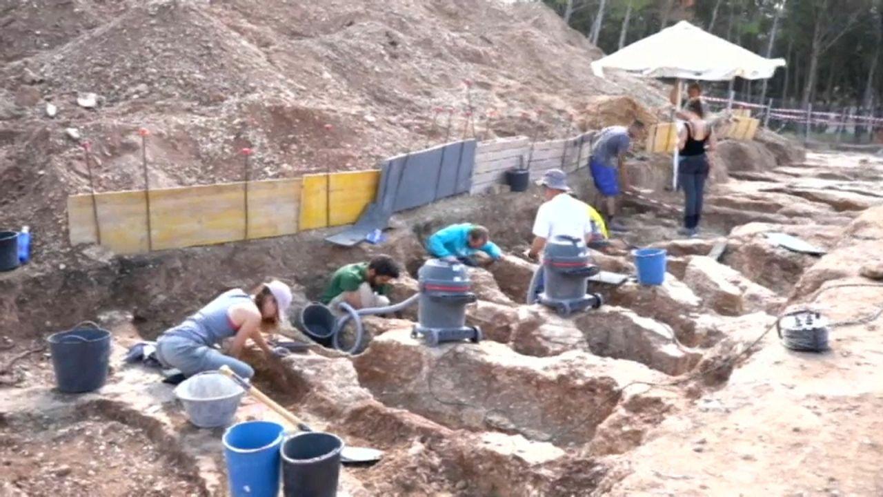 Descubren la mayor necrópolis mudéjar de España