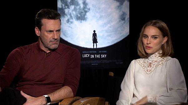 """Lucy in the sky"" raconte l'histoire de l'astronaute Lisa Nowak"