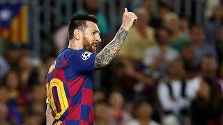دوري أبطال أوروبا: ميسي يؤكد عدم وجود أي خلاف في برشلونة