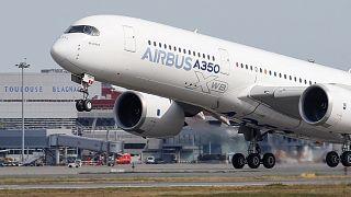Airbus uçağı