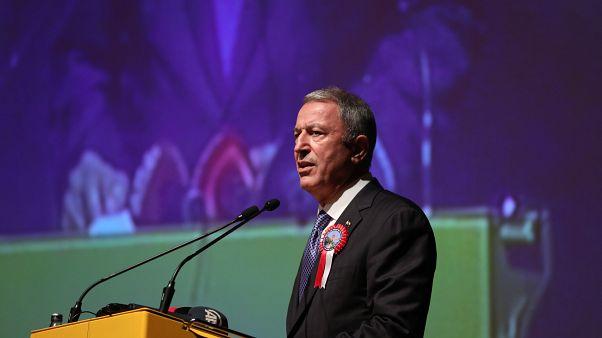 O υπουργός Άμυνας της Τουρκίας, Hulusi Akar