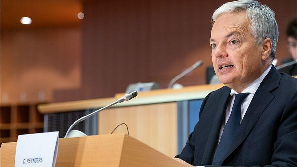 Prova difícil para alguns candidatos à Comissão Europeia