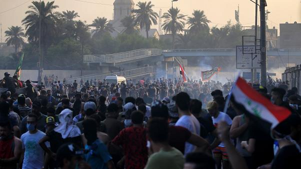 Why Iraqis are protesting after 'years of anger and frustration'