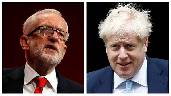 بحران برکسیت؛ جدال جانسون و کوربین در پارلمان بر سر پیشنهادهای جدید لندن
