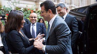 Paris Belediye Başkanı Hidalgo: İmamoğlu, Türk demokrasisi için yeni bir soluk