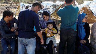 Λέσβος: Πάνω από 700 μετανάστες και πρόσφυγες έφτασαν μέσα σε τρεις μέρες