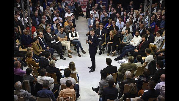 Retraites : l'exercice pédagogique d'Emmanuel Macron