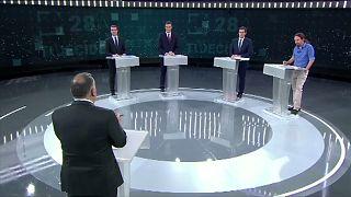 Debate electoral a cinco de cara al 10-N