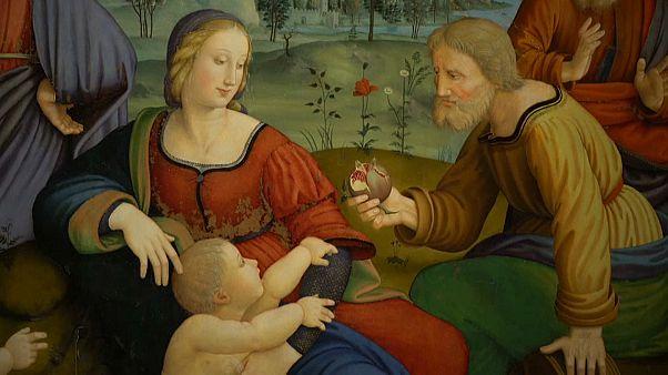 El genio de Rafael de Urbino
