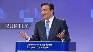 Le Commissaire européen désigné Margaritis Schinas