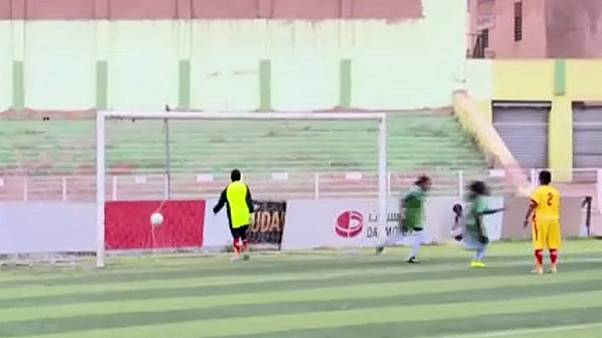 Sudán estrena liga femenina de fútbol