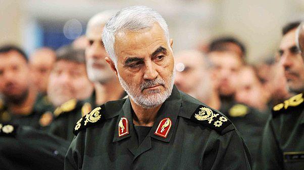 ايران تحبط عملية اغتيال قائد فيلق القدس بالحرس الثوري الإيراني  اللواء قاسم سليماني