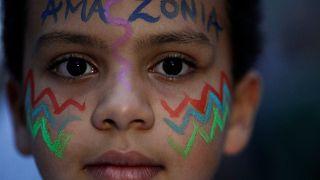 5000, kilenc évesnél fiatalabb brazil gyereknek volt légzési problémája az erdőtüzek miatt