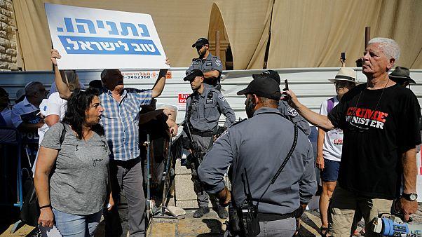 البلدات العربية في إسرائيل تشن إضرابا عاما احتجاجا على ارتفاع معدلات الجريمة في المجتمع العربي