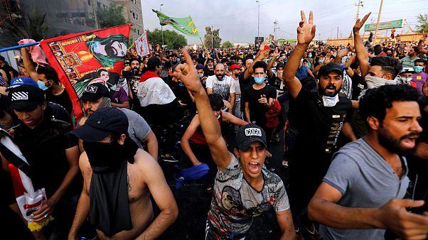 اعتراضات عراق؛ ایران میگوید زائران اربعین سفرشان را به تاخیر بیندازند
