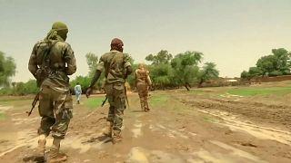 حكومة ماكرون تسعى للحصول على دعم أوروبي لمساعدة الجيش المالي