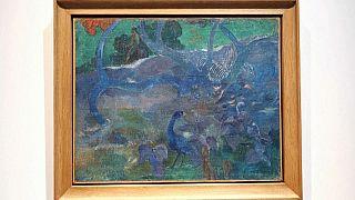 """""""Te Bourao"""" de Gauguin vai a leilão em dezembro"""