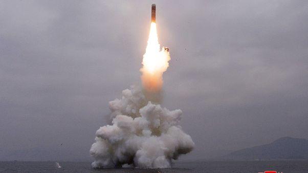 بعد تجربة كوريا الشمالية الصاروخية الأخيرة القوى الأوروبية تطلب اجتماعا لمجلس الأمن الدولي