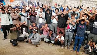 """Migranten in Libyen: """"Warum will das UNHCR uns in Gefängnissen einsperren?"""""""