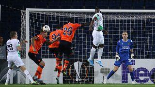 UEFA Avrupa Ligi: Başakşehir ve Trabzonspor puanla tanıştı; Beşiktaş evinde kaybetti