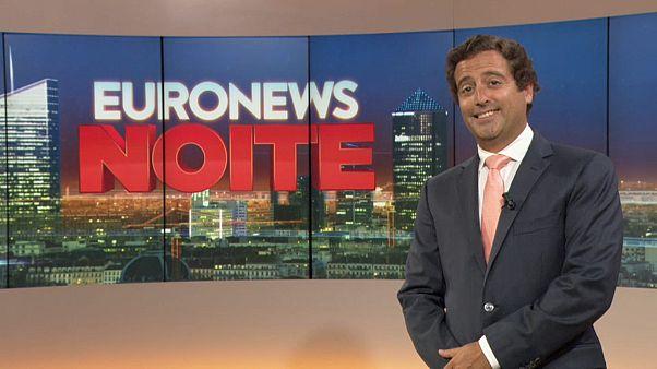 Euronews Noite | As notícias do Mundo de 3 de outubro de 2019