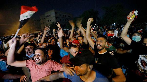 افزایش شمار قربانیان ناآرامیهای عراق؛ دستکم ۲۷ کشته و ۶۰۰ زخمی