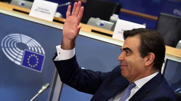 Audição de Margaritis Schinas no Parlamento Europeu