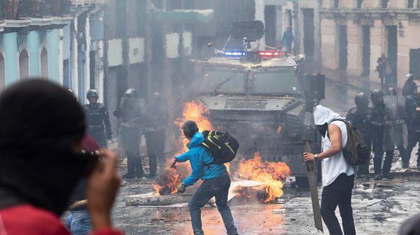 Hausse du prix des carburants : l'Équateur instaure l'état d'urgence face à la colère de la rue