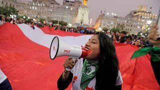 El presidente peruano, Martín Vizcarra, reafirma su victoria frente al Congreso rebelde