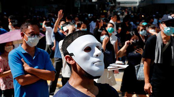 بحران هنگ کنگ؛ ماسک زدن در تظاهرات ممنوع میشود