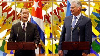 Rusia respalda a Cuba sin aclarar si aportará más crudo a la isla