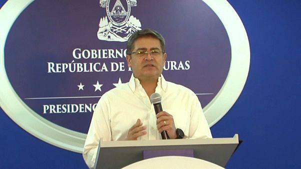 """Presidencia de Honduras rechaza Hernández haya recibido dinero del """"Chapo"""" Guzmán"""