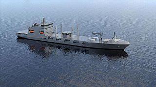 Askeri gemi üreten bir grup özel tersanenin kurduğu TAIS, Hindistan donanması için yapılacak 45 bin tonluk 5 filo destek tankeri üretimini kapsayan iş birliği ihalesini kazndı