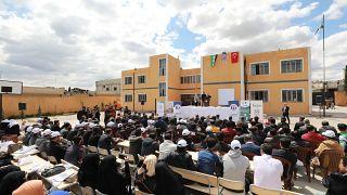 Gaziantep Üniversitesi Suriye'de 3 fakülte kuruyor