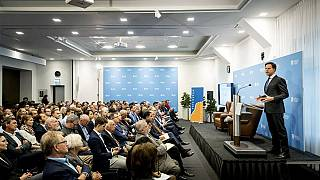 La UE necesita a EEUU para defenderse de China y Rusia, según Mark Rutte