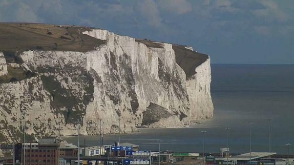 Brexit-Ängste im Hafen von Dover