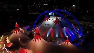 Los circos europeos reciben un premio en Bruselas