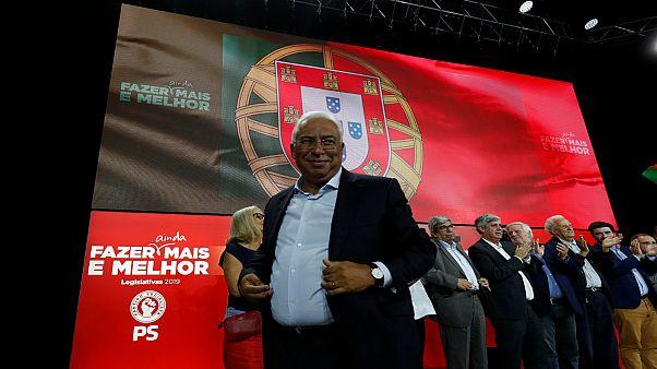 A szocialisták a vasárnapi portugál választás fő esélyesei