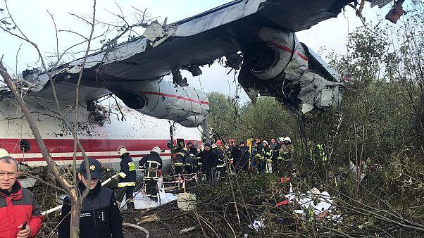 Аварийная посадка подо Львовом: 5 погибших