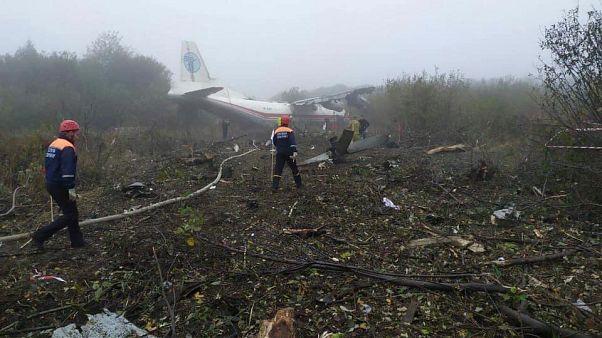 الطائرة المُحطًمة